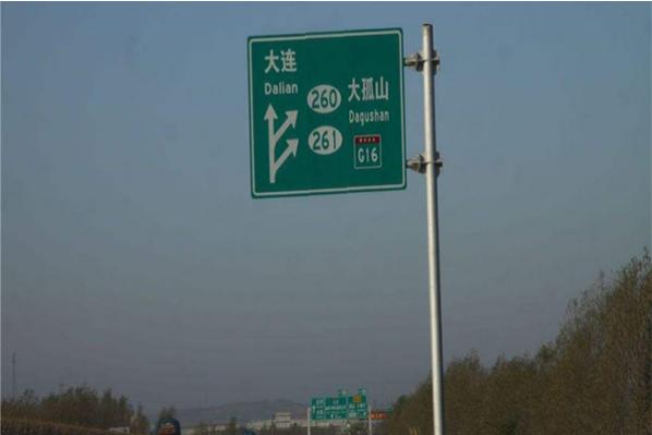 今天鼎旺交通设施来和大家简单说说标志杆的作用